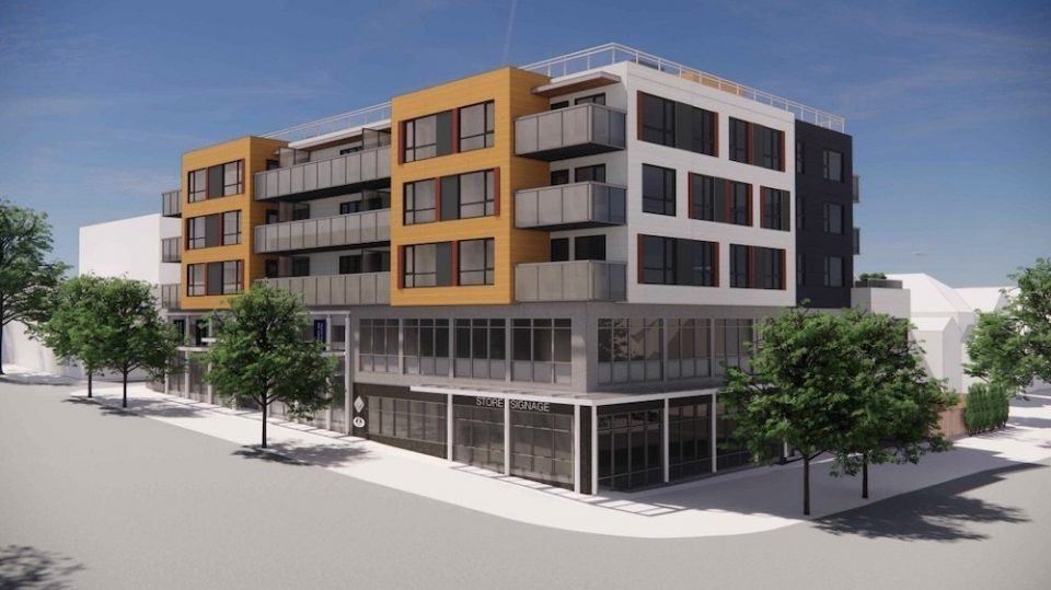 Housing for teachers planned on Commercial Drive