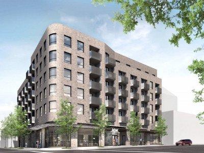 3304 Kingsway building rendering