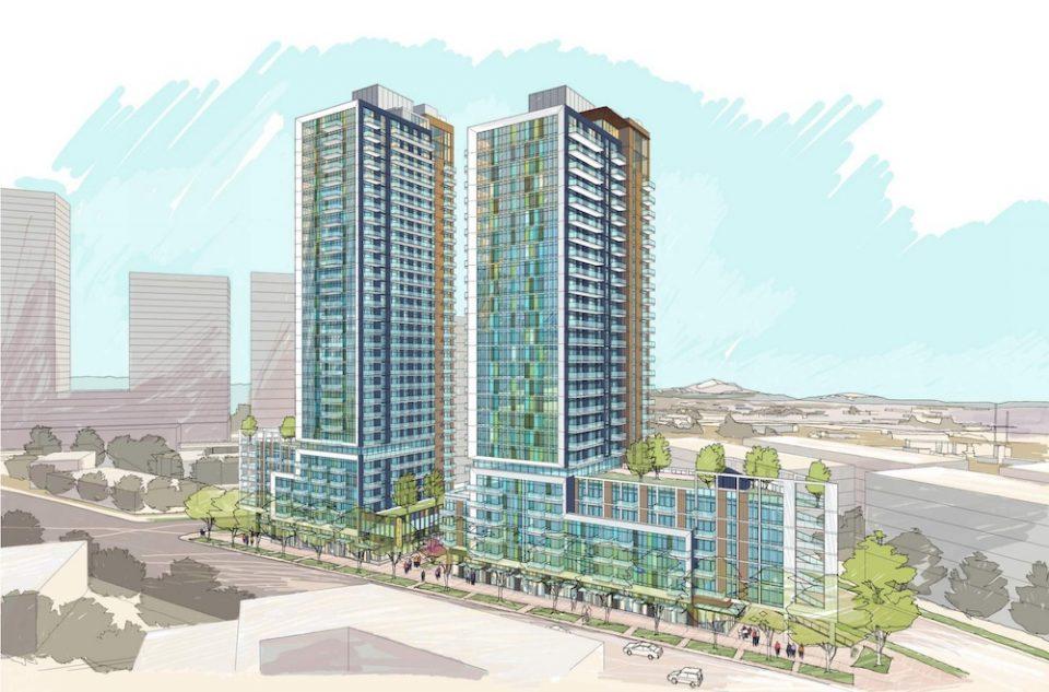 Development rendering