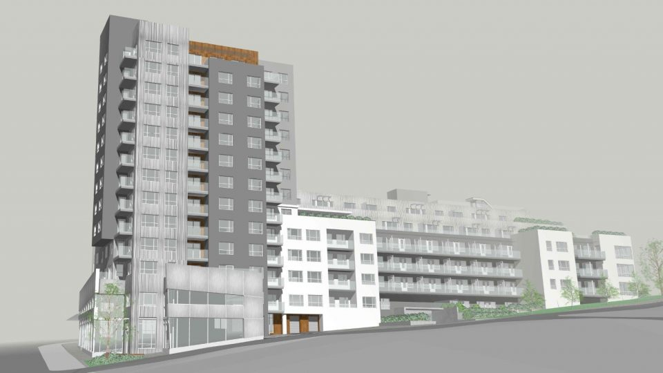 Below-market and market rentals planned at East Broadway and Renfrew