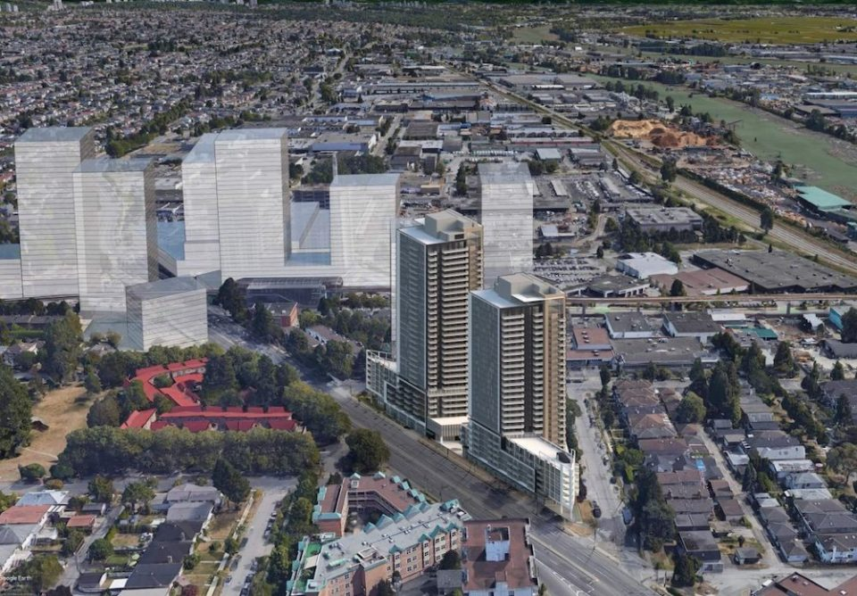 Grand slam of rentals planned on former Denny's site