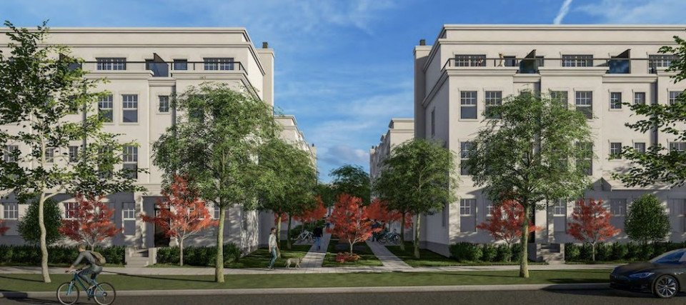 Balfour Block plans include 241 new homes