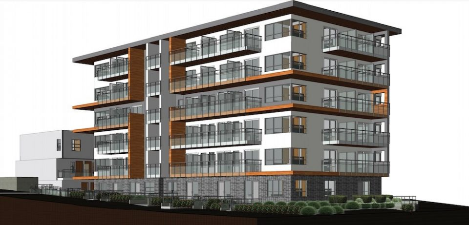 Rentals planned for single-family lots on SW Marine
