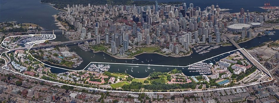 Have your say on the future of False Creek South