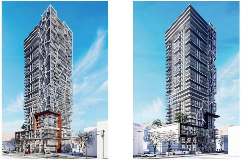 New Vancouver public library included in 32-storey Joyce tower