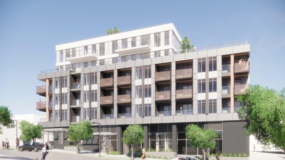 Six-storey condo building planned near Oak Street
