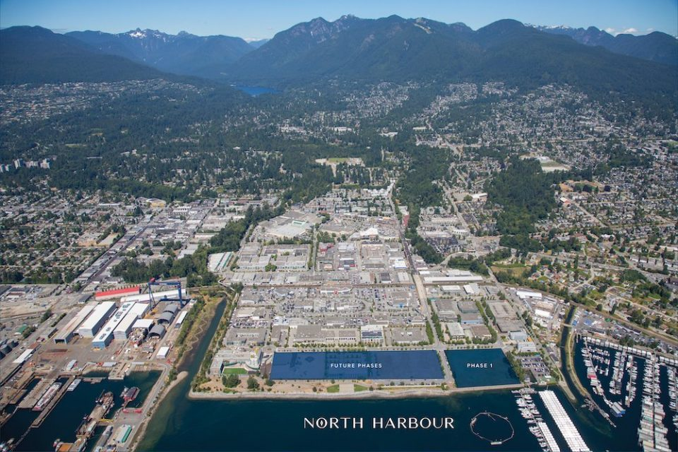 North Harbour by Concert launches this summer