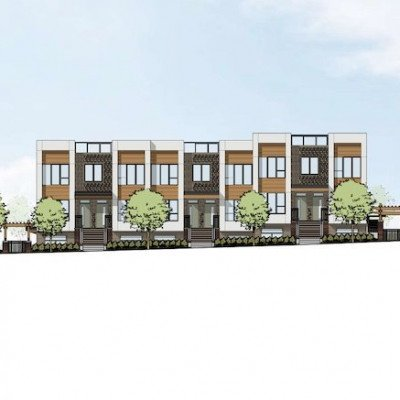 851 W 33rd Ave rendering