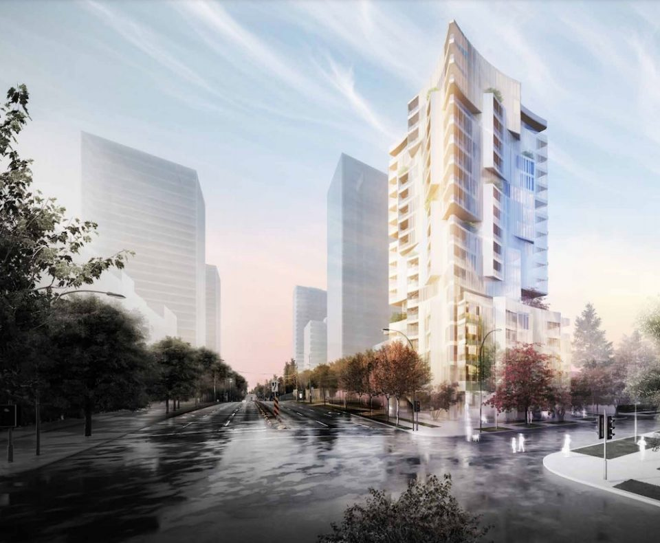 809 W 41st Ave rezoning application