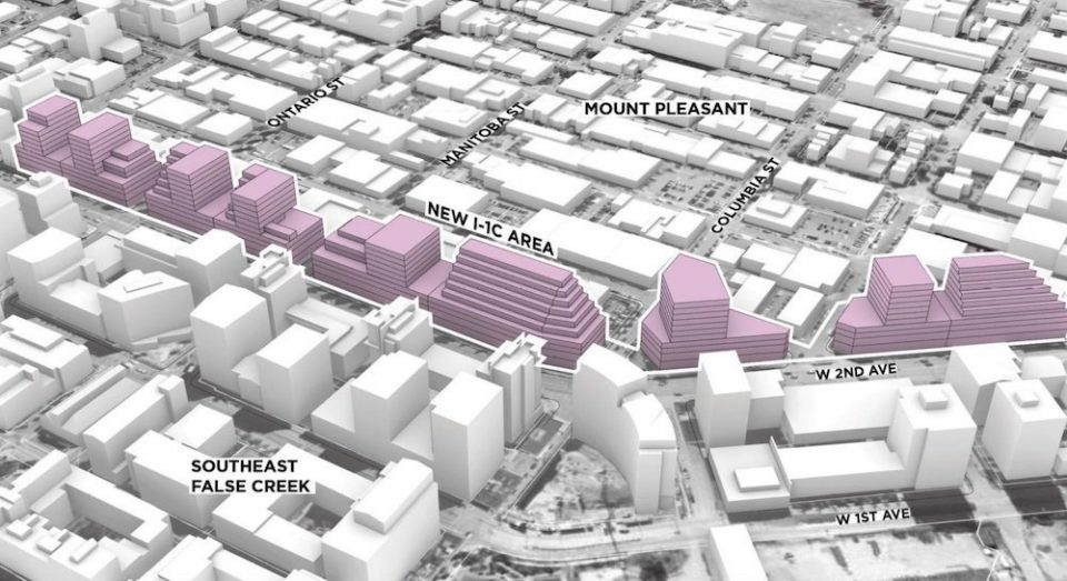 Zoning changes allow for increased height, density on West 2nd Ave.