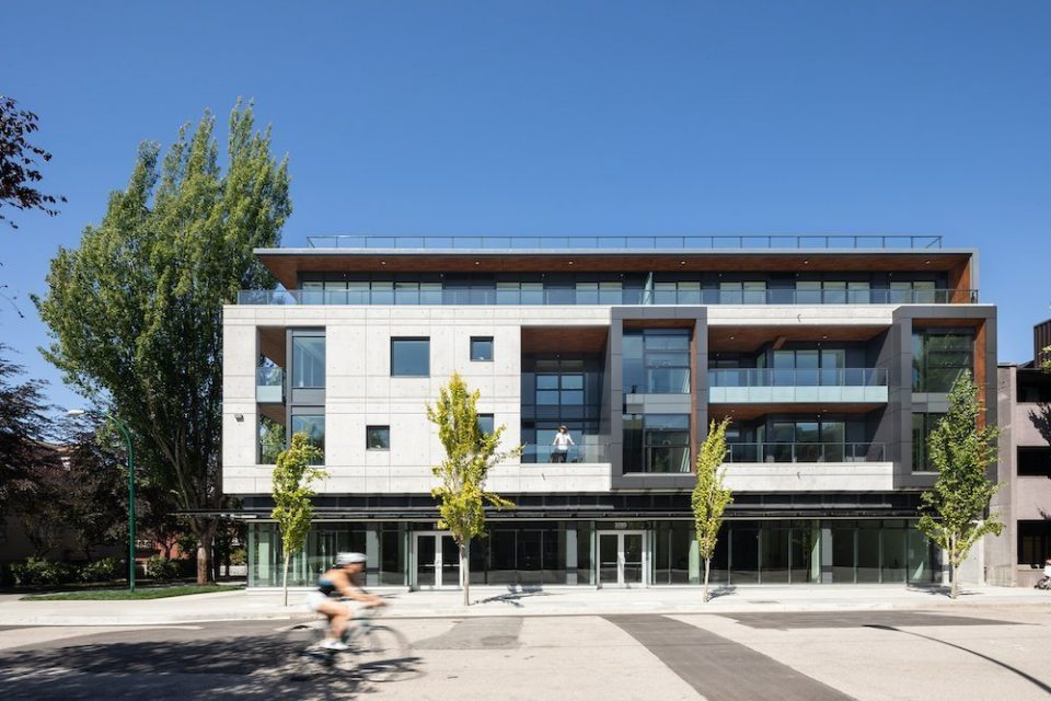 Heather & Seventeenth now complete in Cambie Village