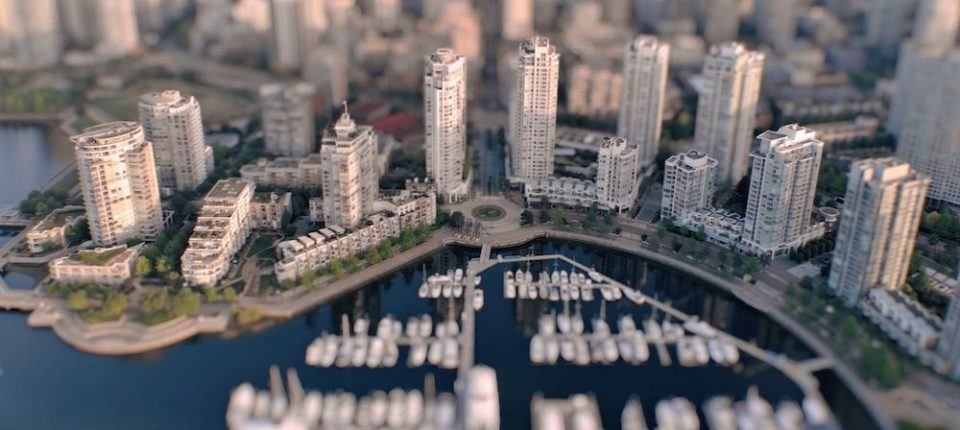 Vantage short film envisions a miniature Vancouver