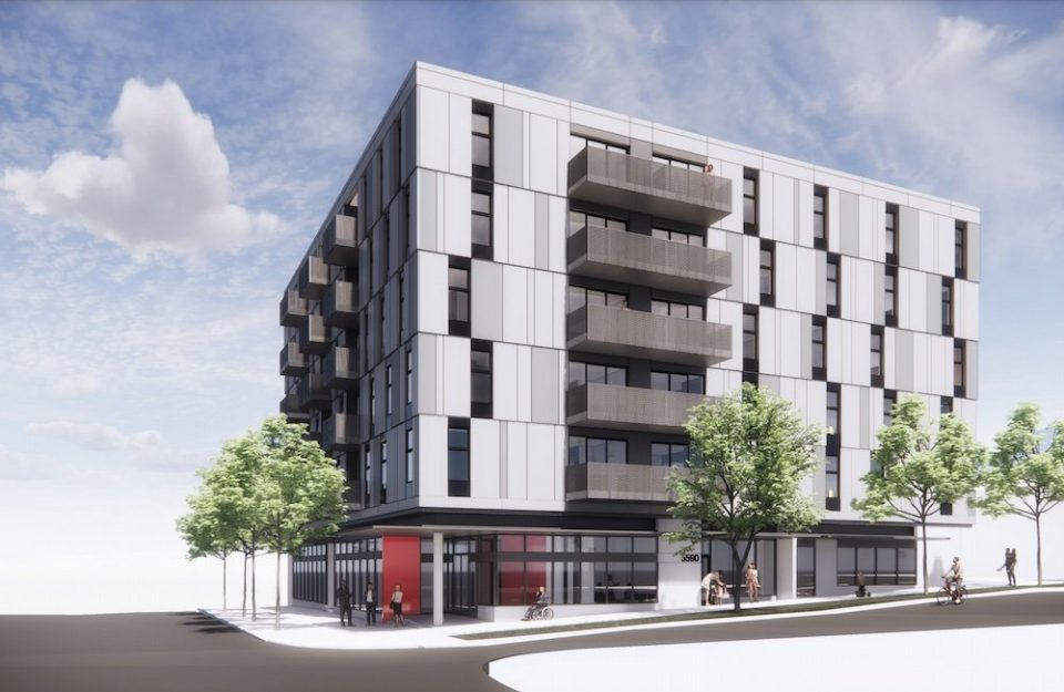 New social housing, Vancity branch planned at Victoria Drive & East 40th