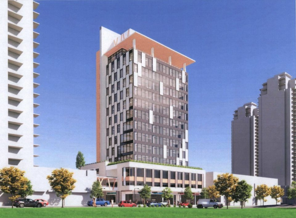 Cressey plans 14-storey office tower near Coquitlam Centre