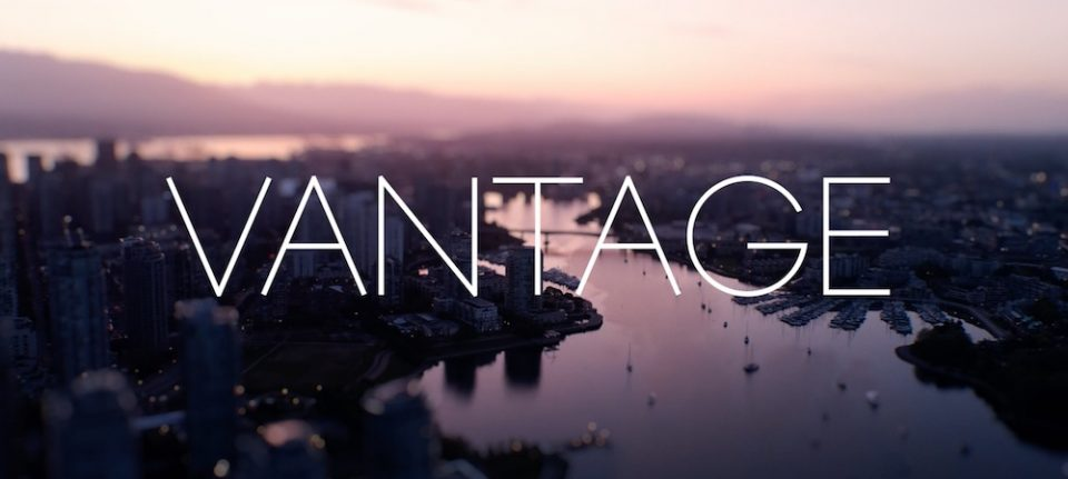 Vantage short film title