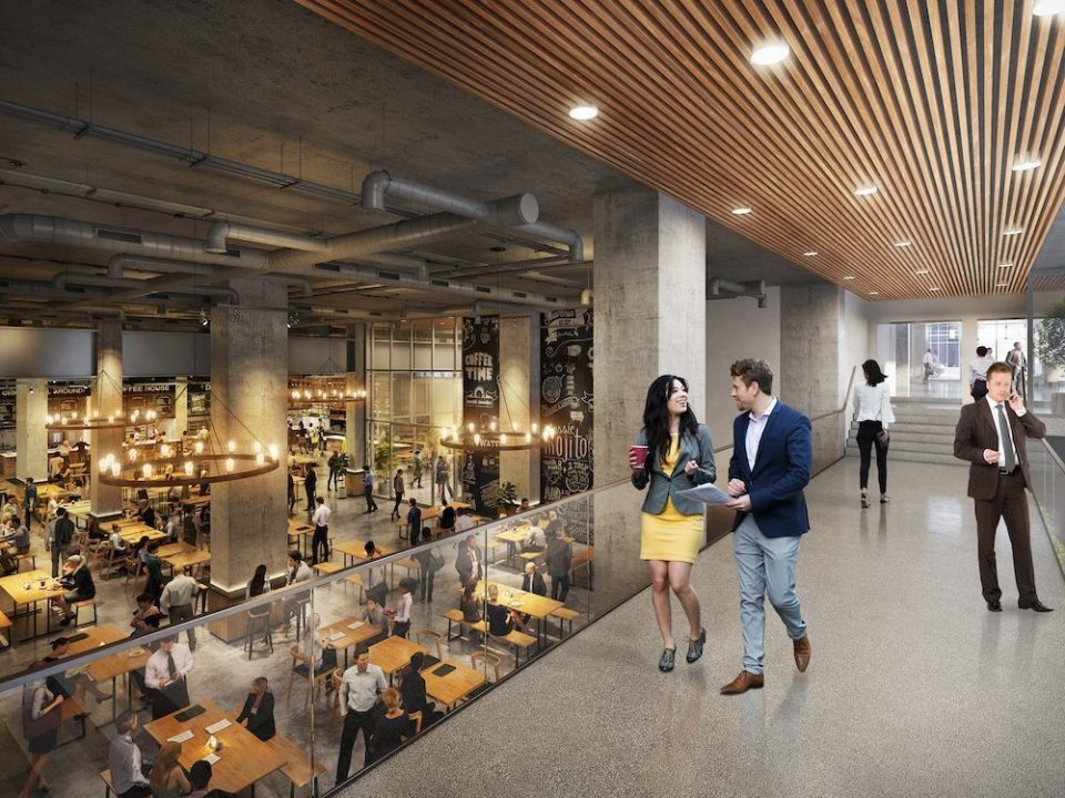 Operators of Food Hall at The Post announced