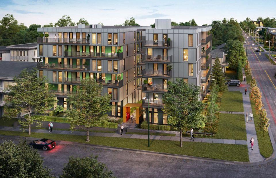 Contemporary rentals planned in Marpole