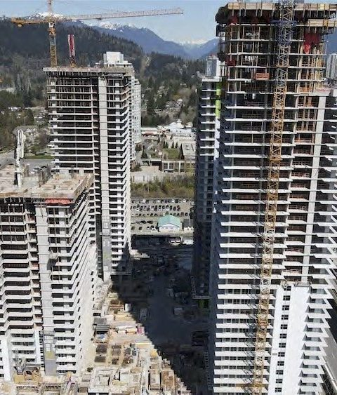 The City of Lougheed construction update