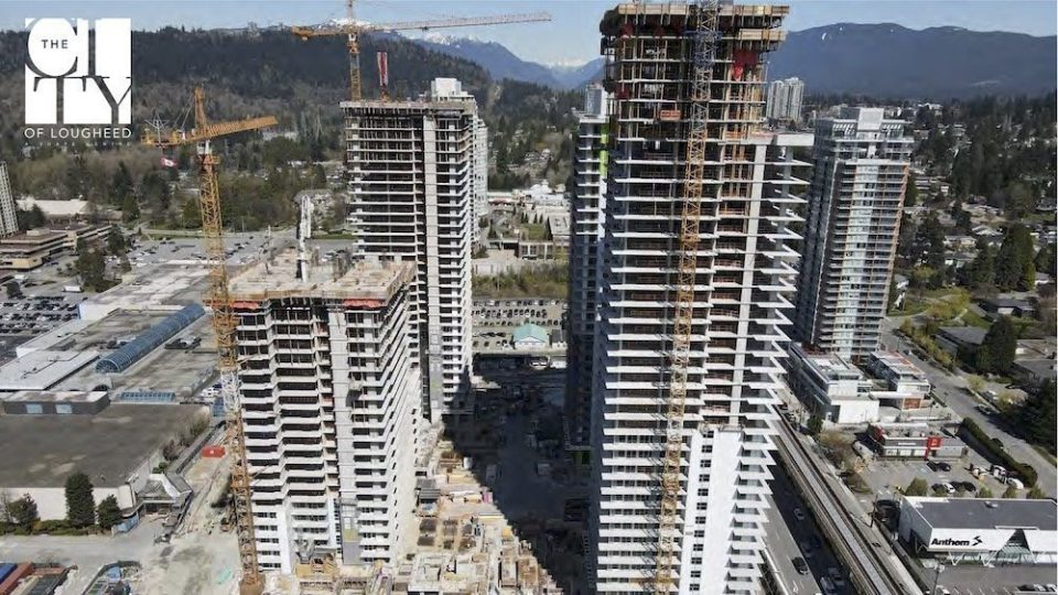 Amazing Brentwood and City of Lougheed: transforming Burnaby