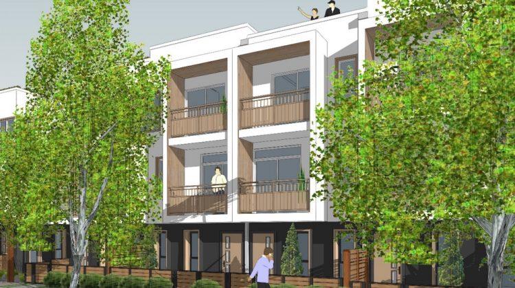 6538 Oak St rendering