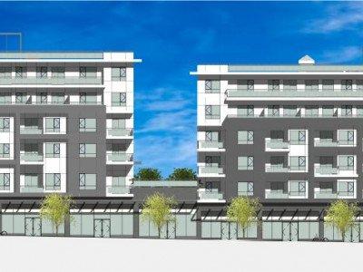 7018 Main St rezoning application