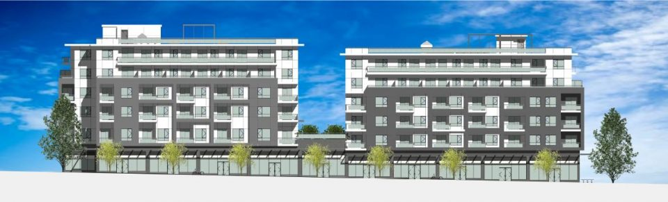 Daycare, 124 rental units slated at Main and East 54th
