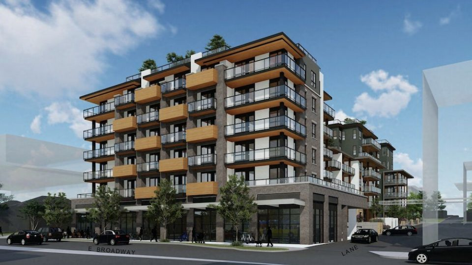 Eight single-family homes to make way for 122 condos