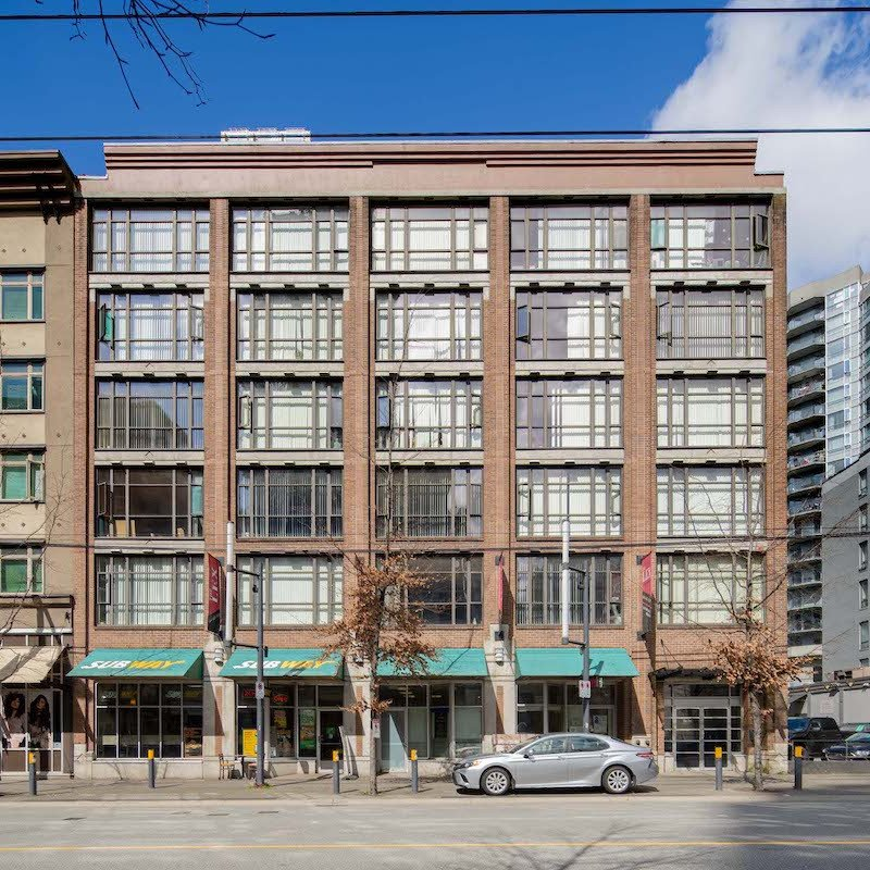 1249 Granville St - Addy Real Estate investment