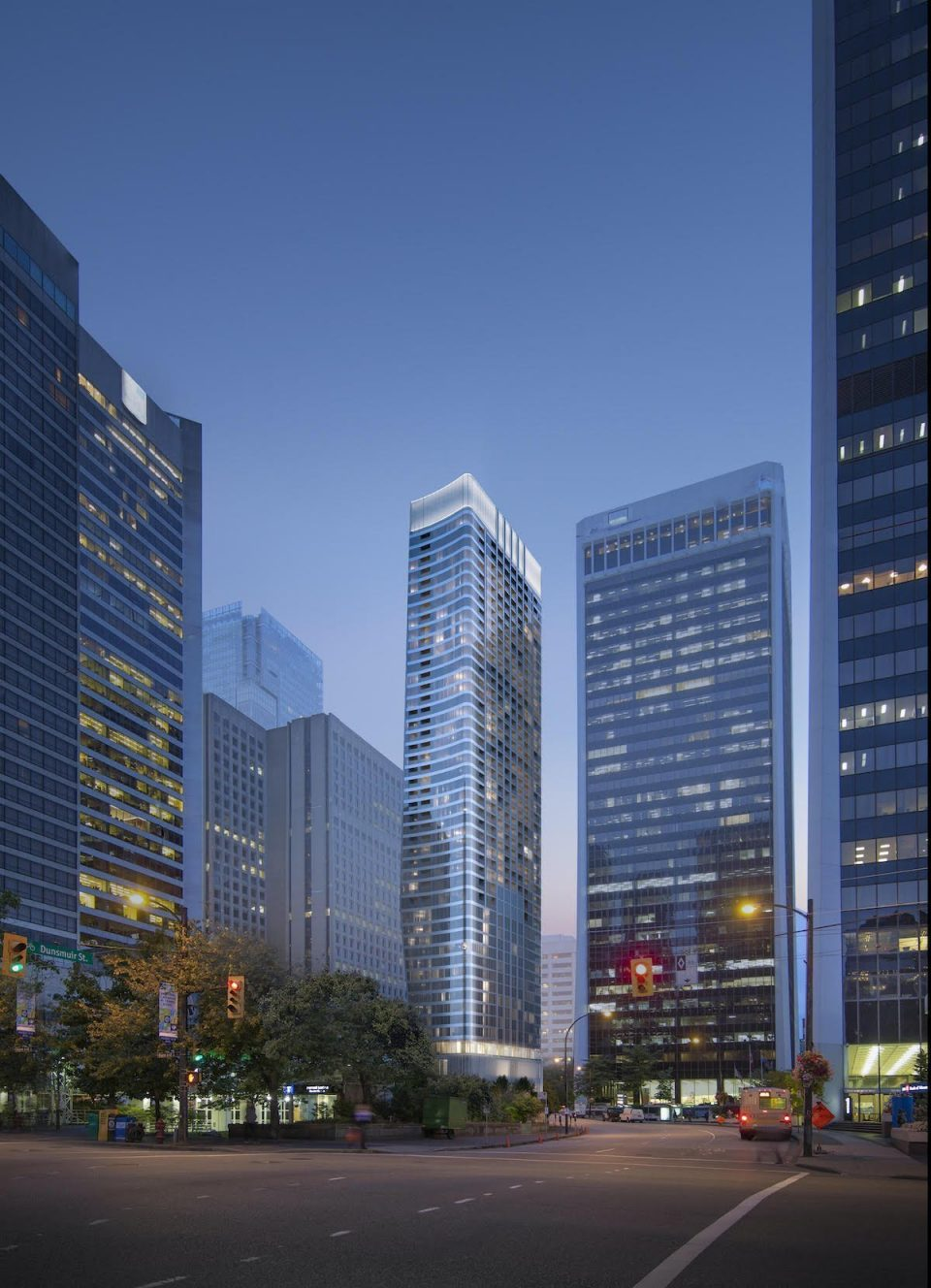 Reliance hopes city will consider all-rental tower in CBD