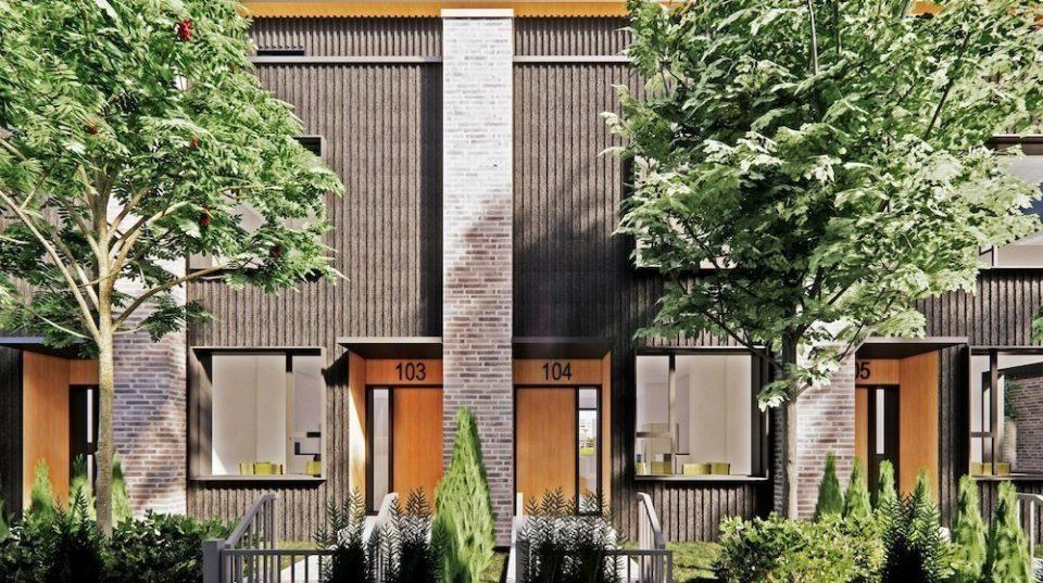 Bosa plans townhouses on West 49th near Oak