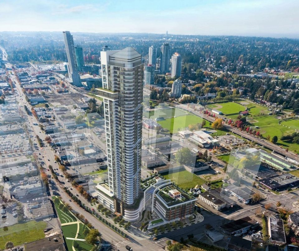 Whalley Station approved by Surrey city council