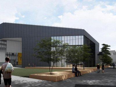 New UBC Rec Centre rendering