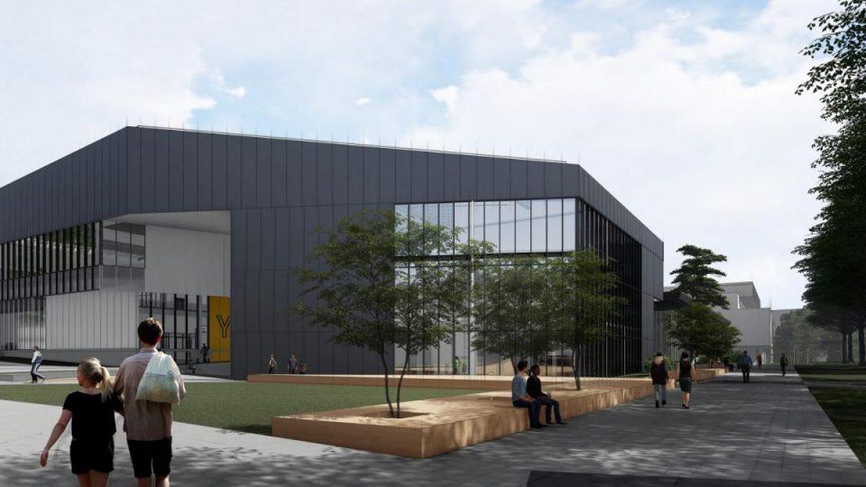 New UBC Rec Centre on track