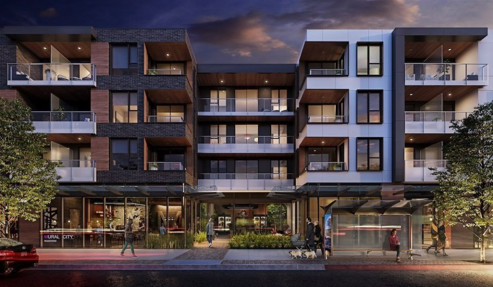 The Saint George redefines urban living with customizable living spaces