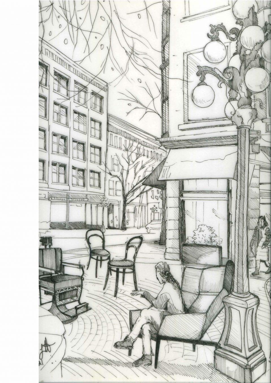 Ben Leavitt sketch