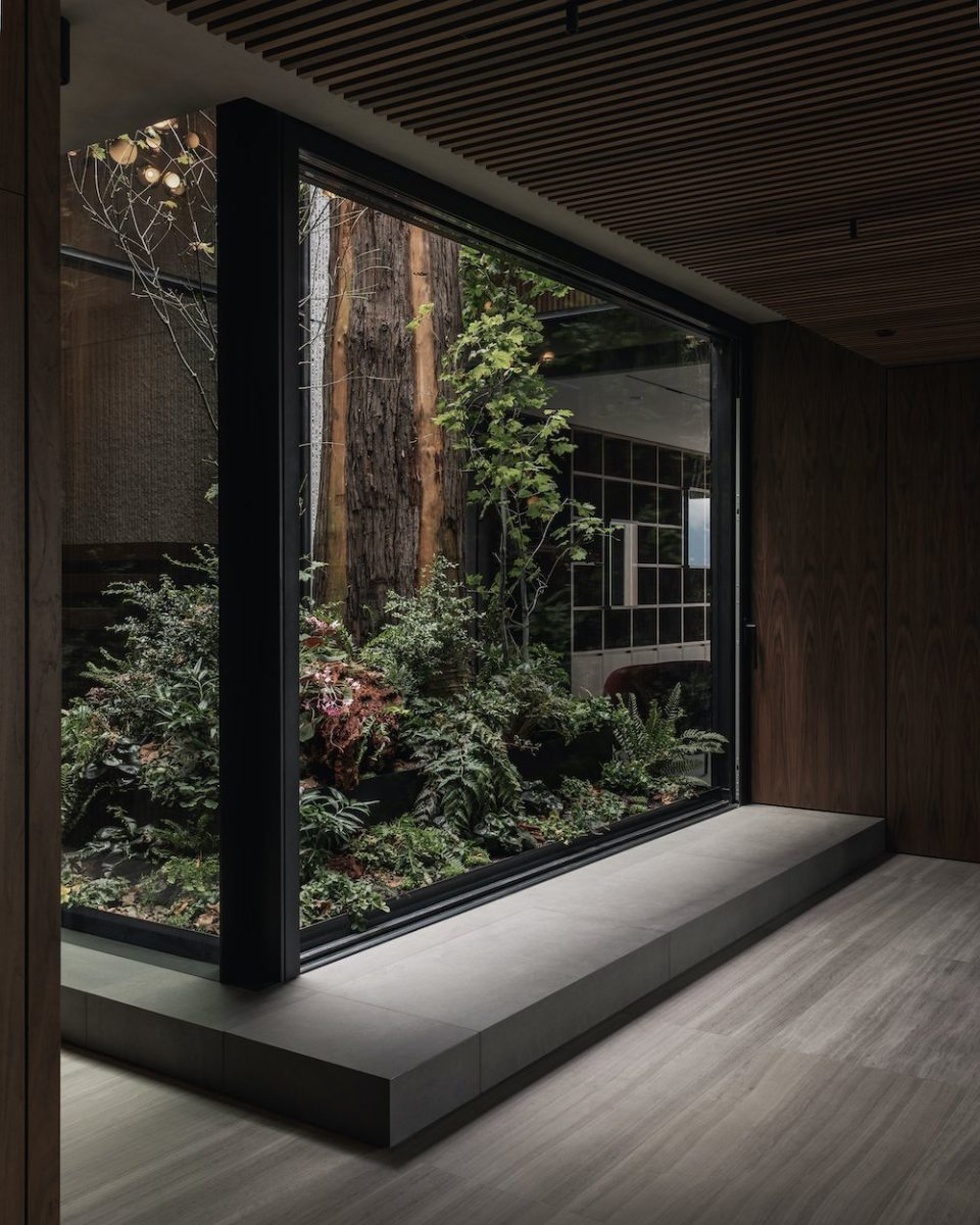 Vancouver House penthouse inspired by the rainforest