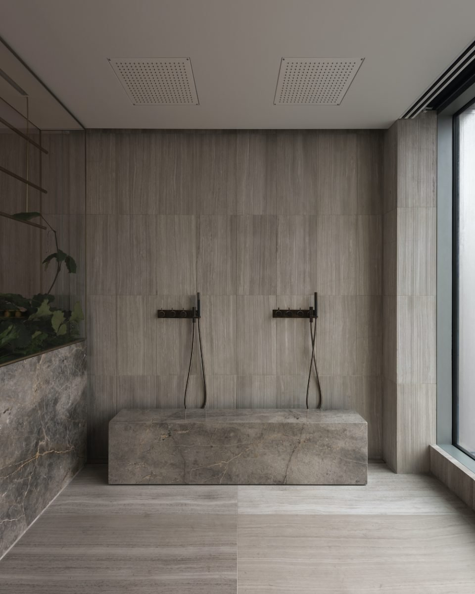 Vancouver House penthouse outdoor shower