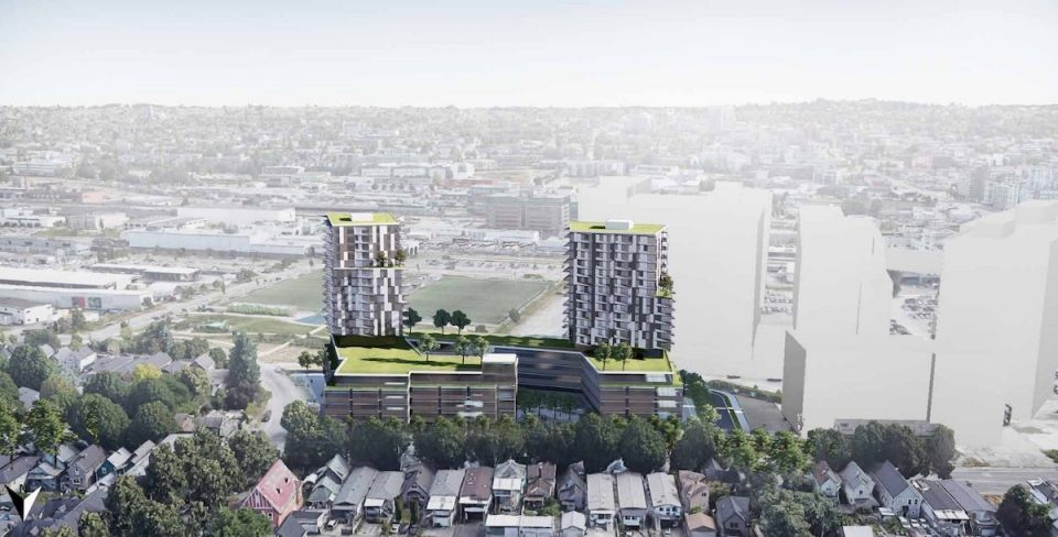 Strand unveils mixed-use Prior Street project next to new St. Paul's