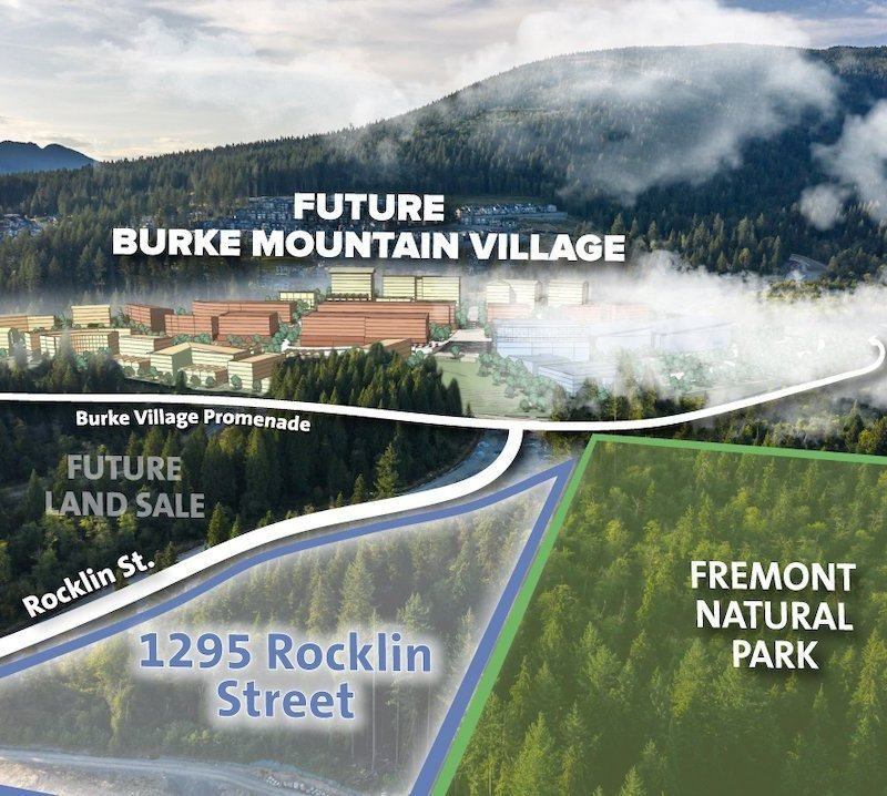 New Burke Mountain Townhouse Site Set for Release