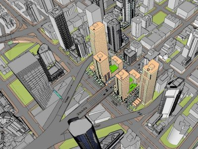 Granville Loops rendering