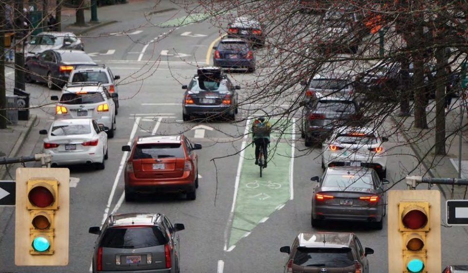City to close major gap in downtown cycling network