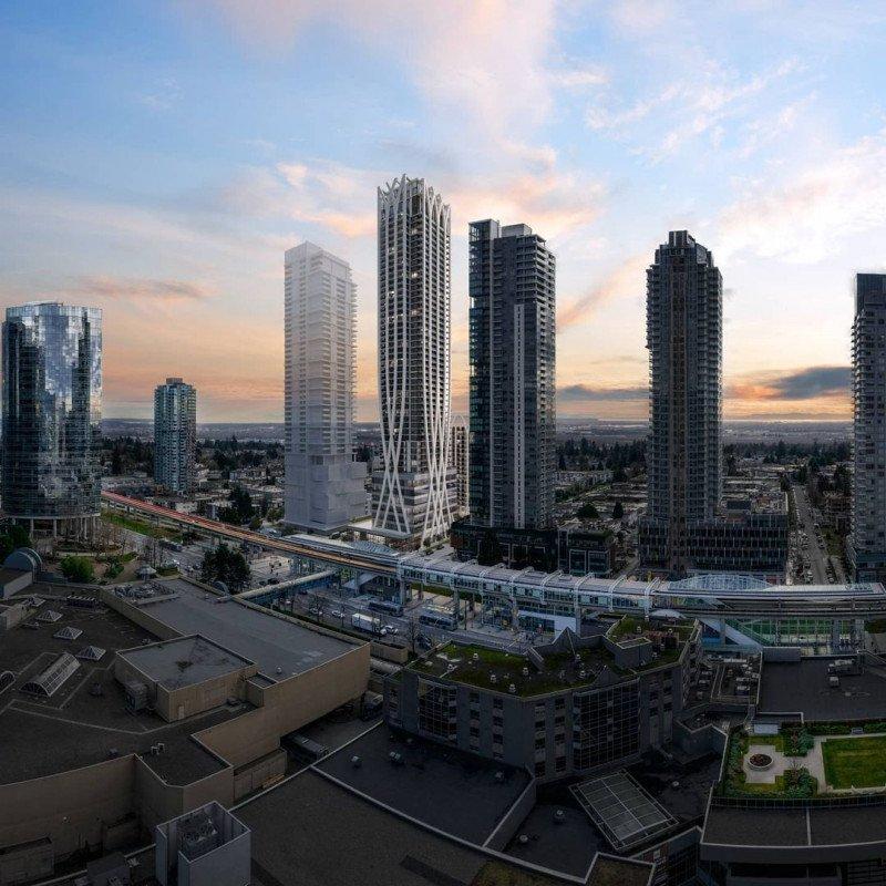 Westland Living Burnaby towers