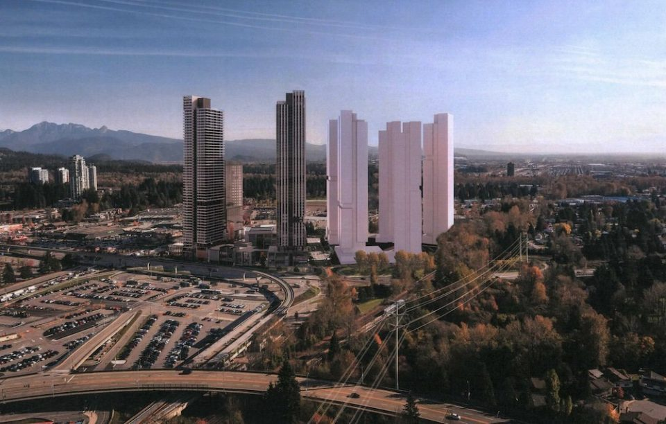 Coquitlam Chrysler site to be redeveloped with 4,000 homes