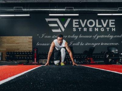Evolve Strength Vancouver gym