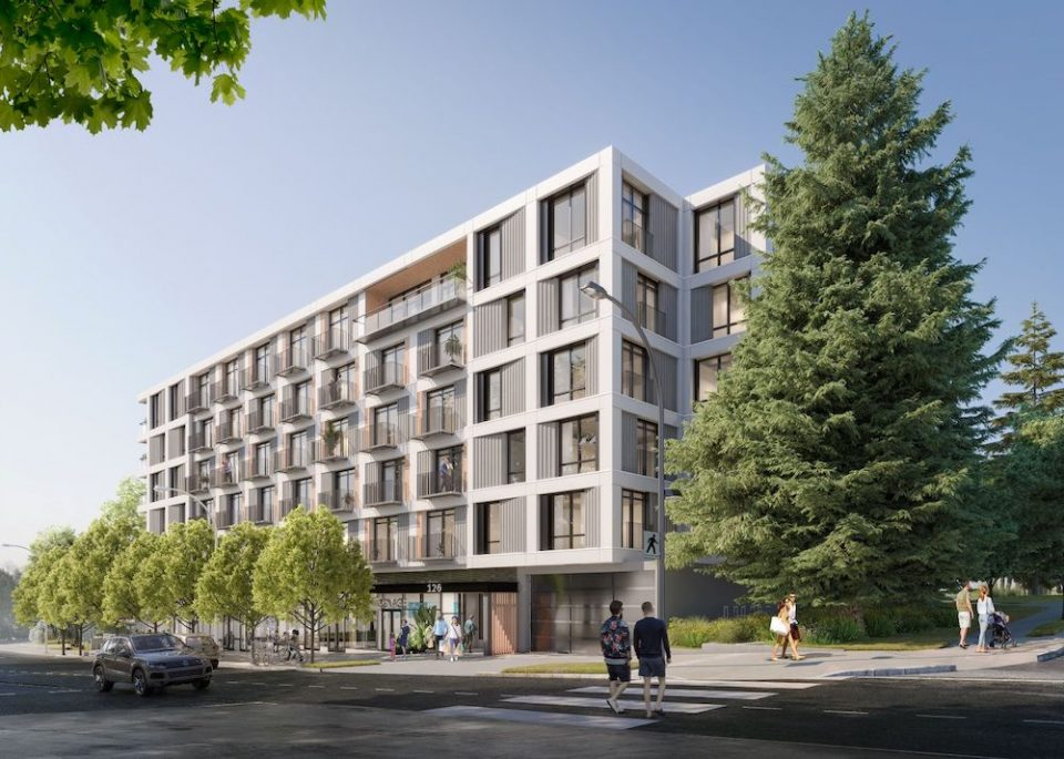 Lonsdale Square construction begins in North Van