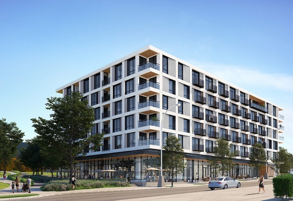 Lonsdale Square phase one