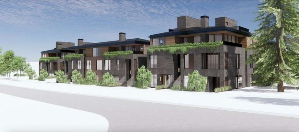 30 townhouses planned near Queen Elizabeth Park