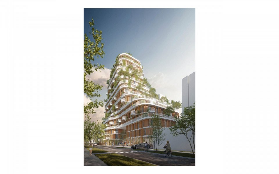 Vancouver Forest Urban Agency Architects
