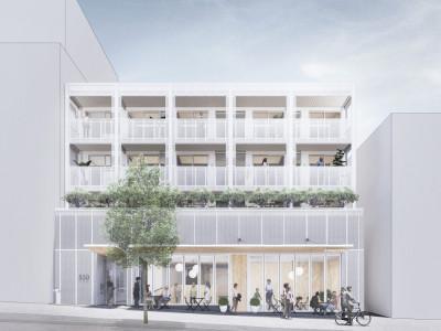 550 East Broadway rendering