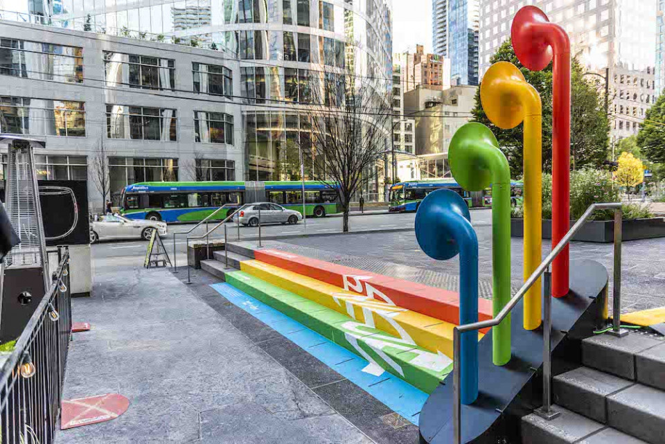 Placemaking Project Downtown Vancouver